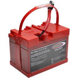 Extra Batteri 12 volt till Eltraktor Jamara Power Drag SPR 9800