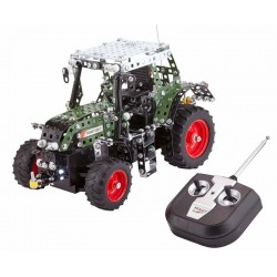 Radiostyrd Traktor Fendt 313 Vario Byggmodell Metall 1:24 2,4 Ghz Tronico