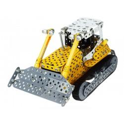 Bulldozer Liebherr Byggmodell Metall 1:32 Tronico