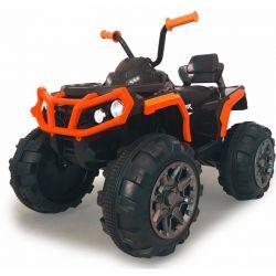 Jamara Eldriven Fyrhjuling Protector Orange 12 volt
