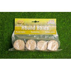 Kids Globe round bales set of 4 pcs 1:32
