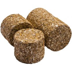 Kids Globe round bales set of 4 pcs 1:32