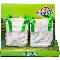 Kids Globe Big Bag 2 pcs with silo filling, 1:32