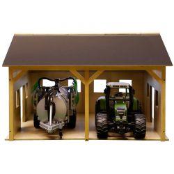 Kids Globe farm wood for 2 tractors 1:16