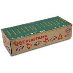 Plastilina Mörkgrön. 15 st. 350 gram.