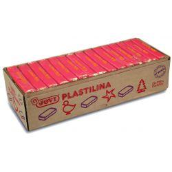 Plastilina Röd. 15 st. 350 gram.