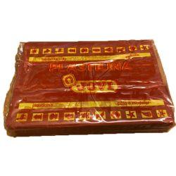 Brun, Plastilina 350 gram