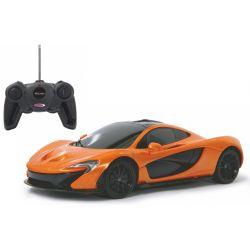 McLaren P1 orange Radiostyrd bil Skala 1:24